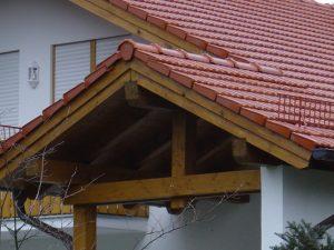 Kaiserdach Dachdeckerei rot