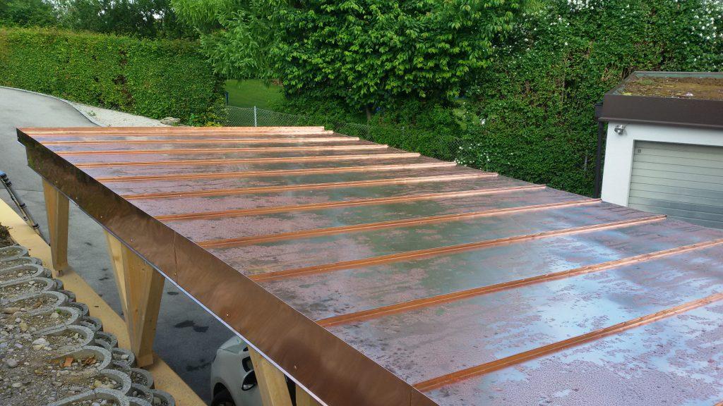 Dachdeckerei Kupferblechdach 2